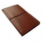 Кожаная записная книжка City (brown)
