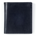 Кожаный кошелек Compact (black)